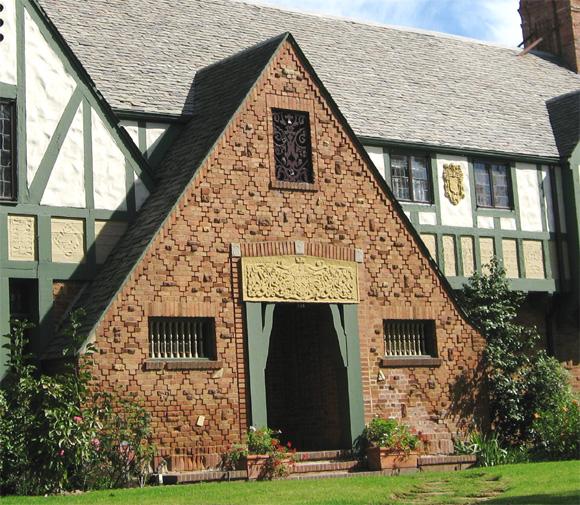 Historic House Colors Movie Star Tudor Historic House Colors