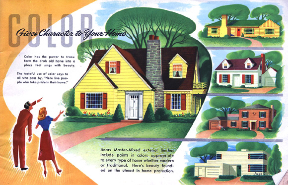 1950 39 S Houses On Pinterest 1950s House Mid Century Decor And 1950s Kitchen