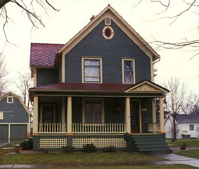 Historic house colors 19th century pre civil war historic house colors - Victorian house paint colors exterior gallery ...